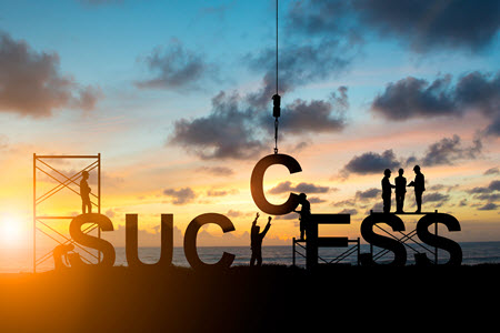 Guide to the Best  Mindset for a Successful Job Search