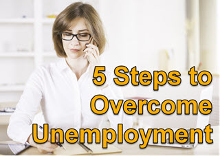 5 Steps to Overcome the Challenges of Job Search When Unemployed