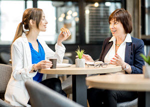 Lunch Interview Success Tips
