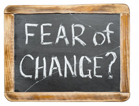 Career Change / Reinvention Can Be Scary