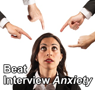 How to Beat Interview Anxiety and Get MORE Job Offers