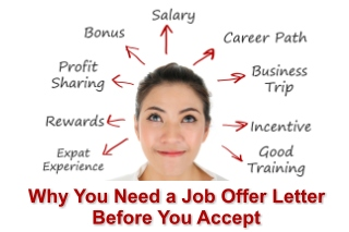 How to Avoid a Job Offer Disaster