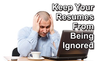 Job Search Problem: Why Submitting a Resume Isn't Enough, and What You Can Do About It