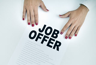 What to Expect in a Job Offer