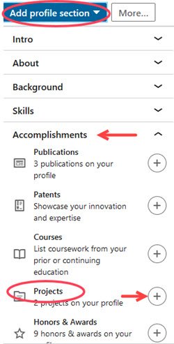 Grab Recruiter Attention with LinkedIn Projects