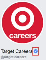 The Company Careers section navigation on Facebook